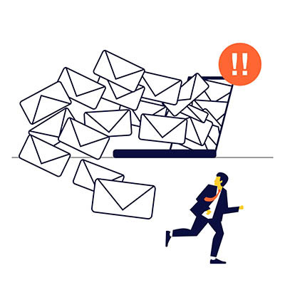 Don't Let Your Inbox Be a Source of Stress