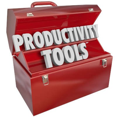 Tip of the Week: Four Tools to Improve Business Productivity