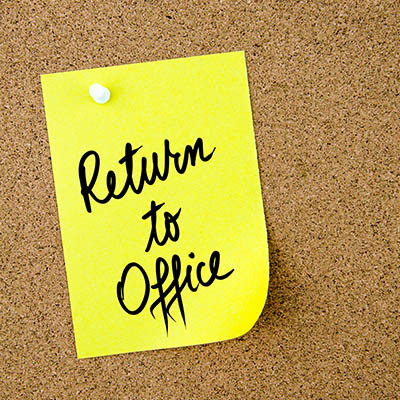 Employers and Employees are Split on Returning to the Office